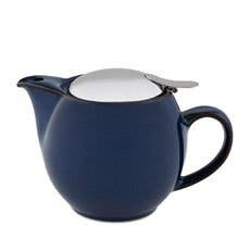 Zero Japan Teapot 450ml Jeans Blue