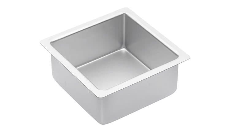 Deep Side Cake Tin