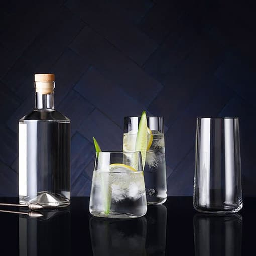 Spirit and Cocktail Glasses