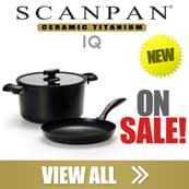Our Most Popular Scanpan Cookware - Save Now!