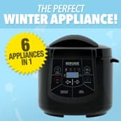 The ultimate winter appliance
