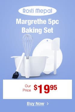 Rosti Mepal Margrethe 5pc Baking Set