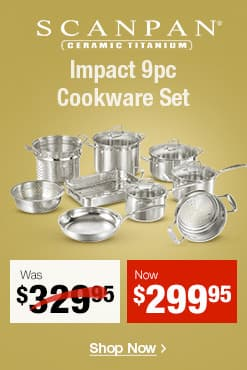 Cuisinart Chef iA+ 6pc Cookware Set