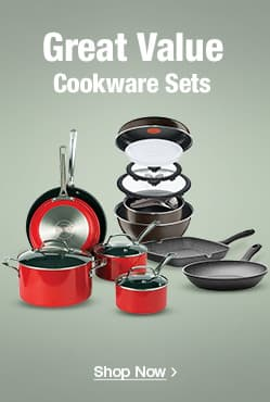 Great Value Cookware Sets