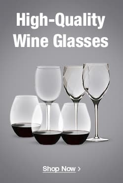 High-Quality Wine Glass