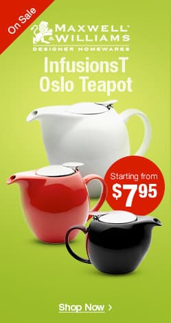 InfusionsT Oslo Teapot