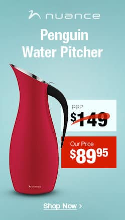 Nuance Penguin Water Pitcher