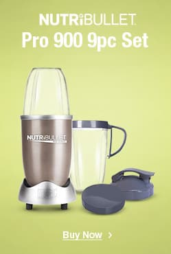 NutriBullet Pro 900 9pc Set