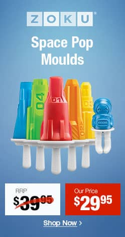 Zoku Space Pop Moulds