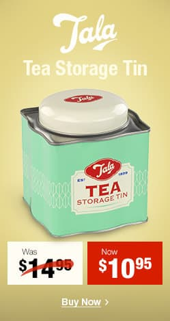 Tala Tea Storage Tin